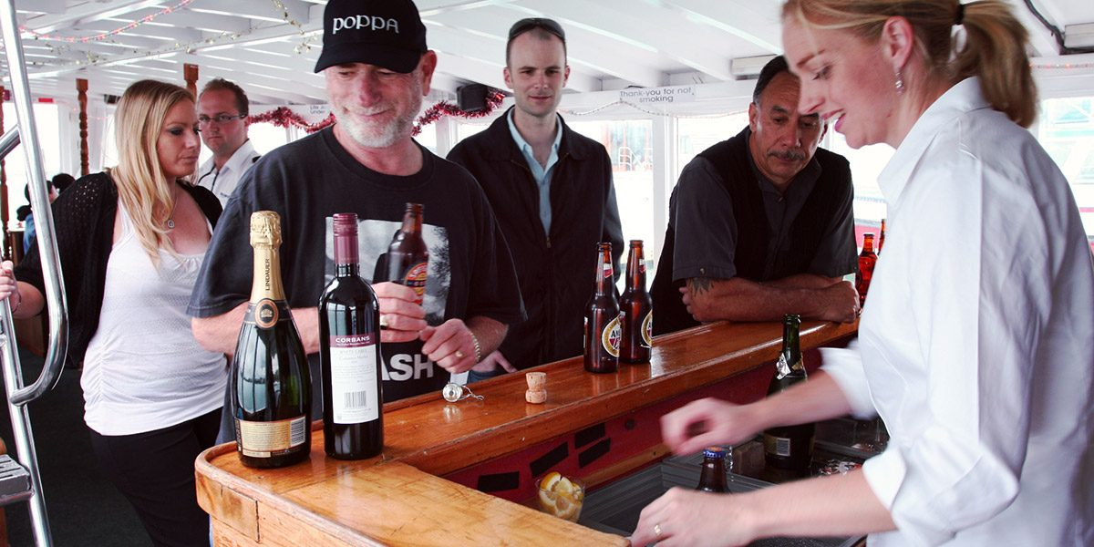 Auckland Party Boat hire