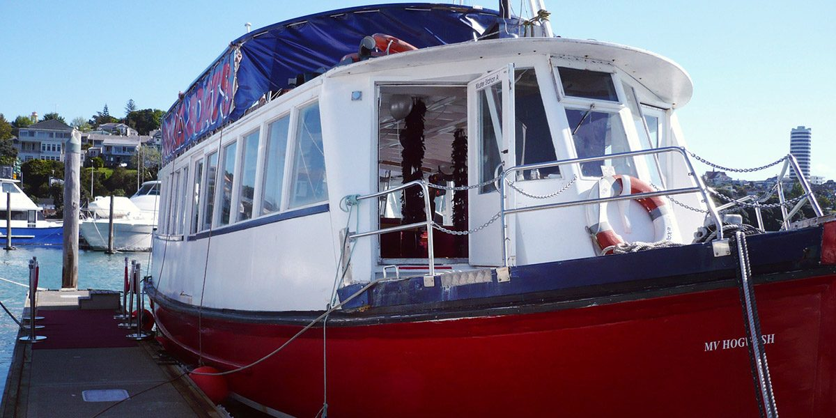 Boat charters Auckland