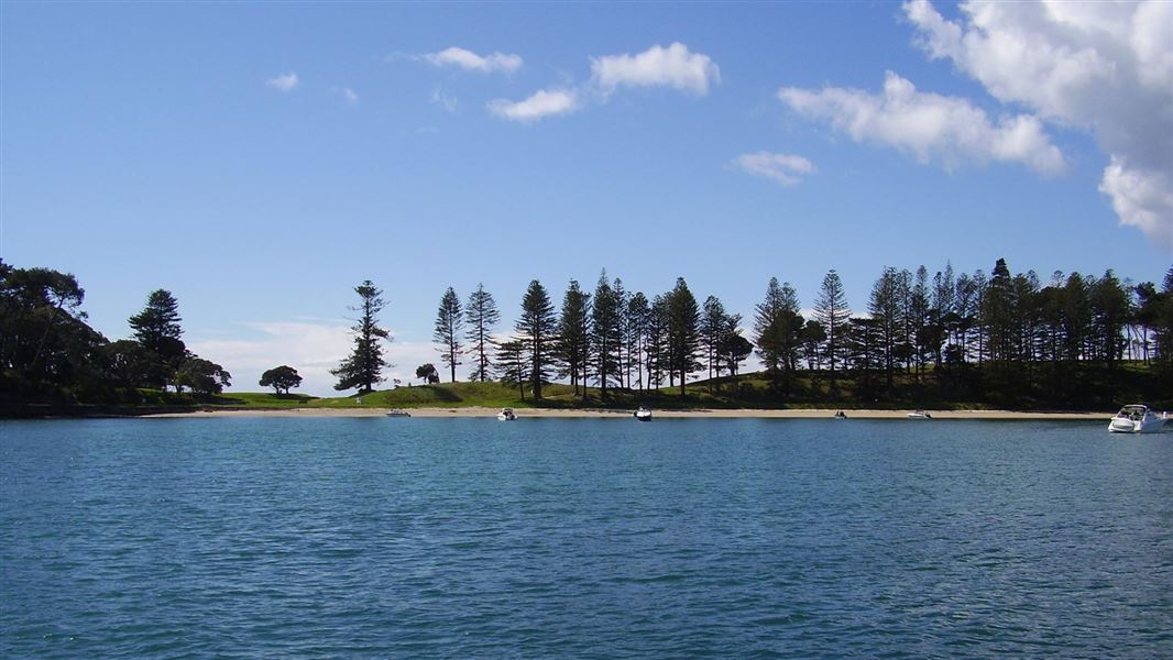 Motuihe Island